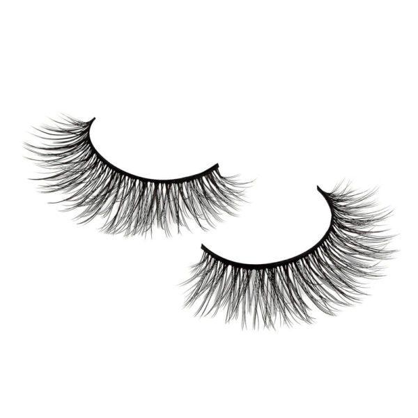 Faux Mink lash S17q both piece wholesale by eyelash vendors china