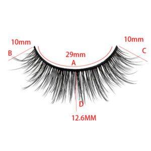 false lashes Bulk wholesale S24Q model with size