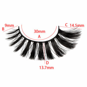 s803q lashes size show