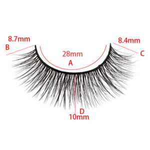 wholesale mink lashes and packaging s48q show size