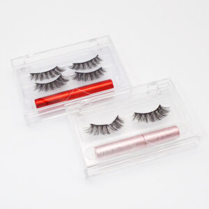 wholesale mink lashes and packaging s48q with leashes package