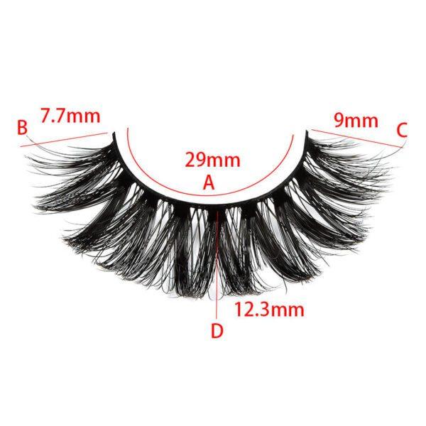 wispy volume lashes s801q size show